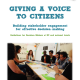 Giving a Voice to Citizens - New EAPN Handbook is out!