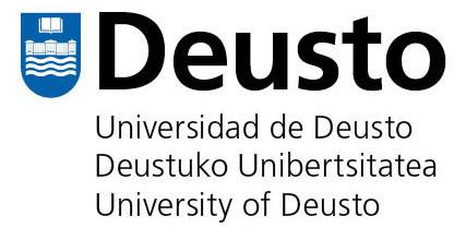 Universidad de Deusto CAS EUS ING
