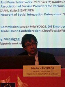 7. Istvan Vanyolos (European Commission)