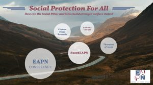 EAPN 2018 Conference Social Protection Visual