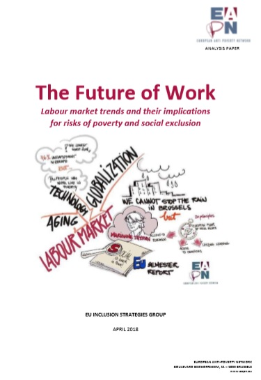 2018 Future Of Work Analysis Cover EAPN