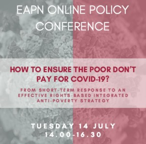 eapn conference image poor dont pay for covid19