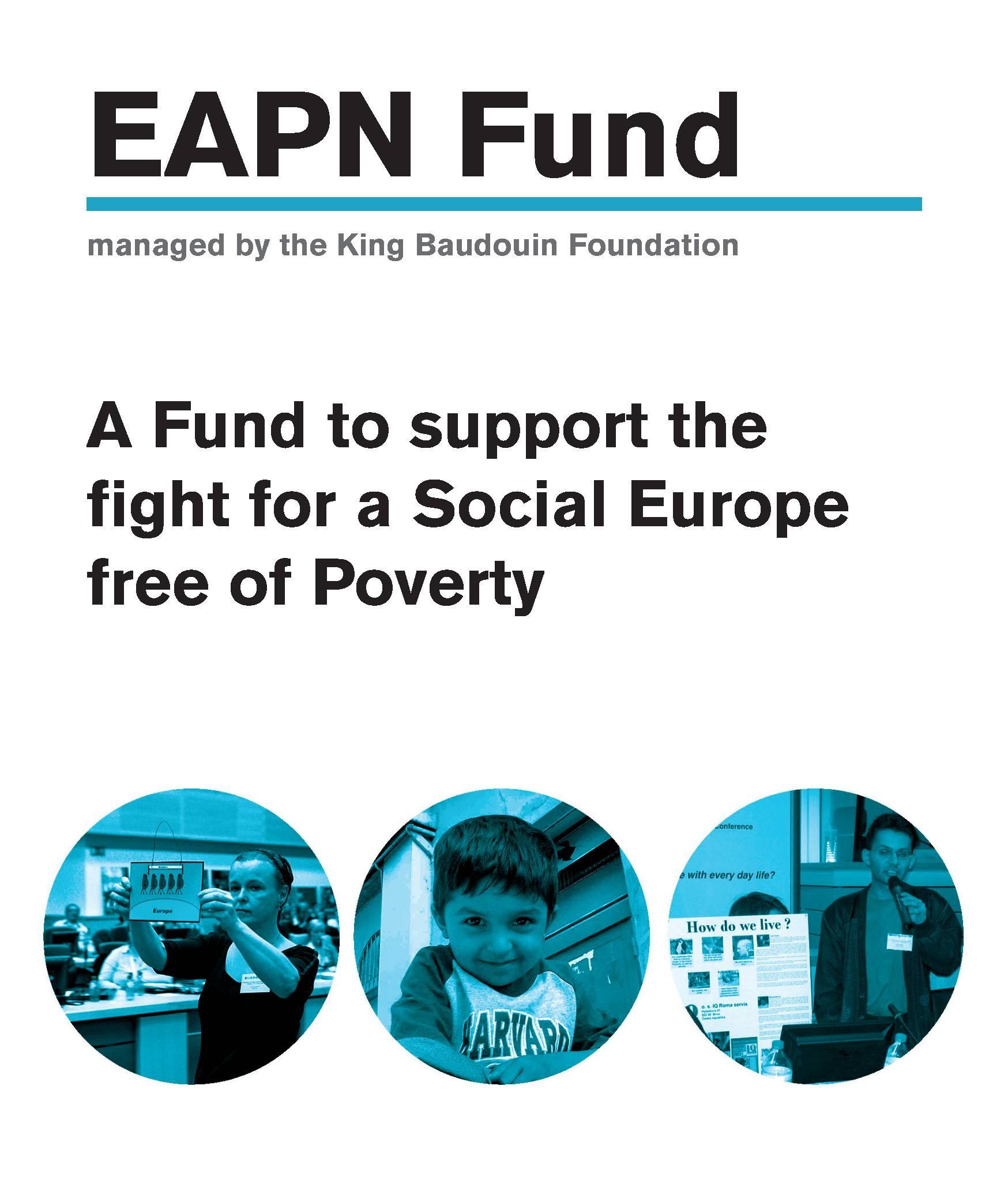 EAPN Fund leaflet 1st page